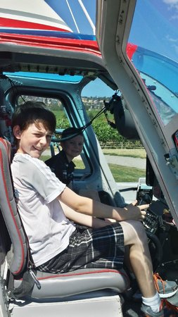Alpine Helicopters: Family fun