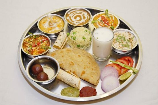 Thali Cafe Breakfast