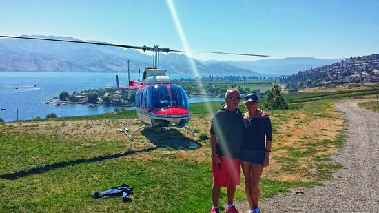 West Kelowna, Canadá: The Quails Gate Experience
