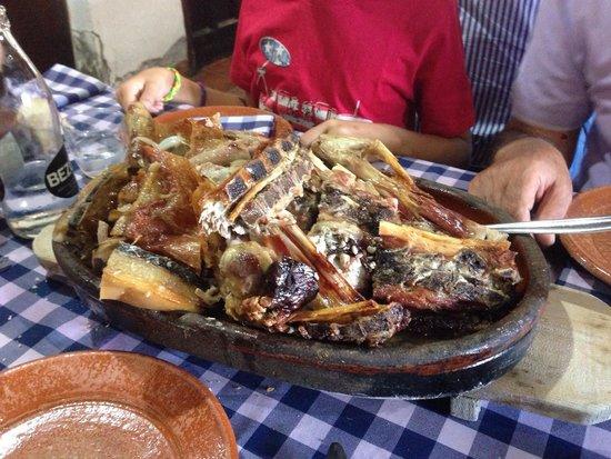 Comedor picture of bodegon manrique pedraza tripadvisor - Bodegon manrique ...