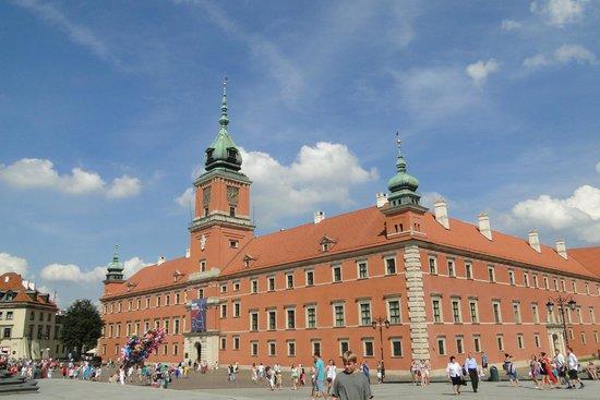 The Royal Castle in Warsaw - Museum: Koninklijk kasteel