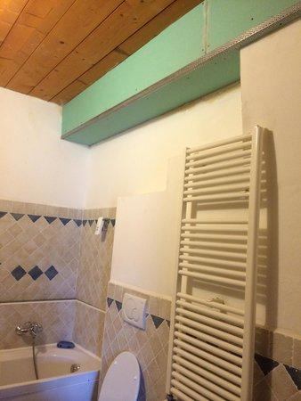 Panoramica del bagno della \