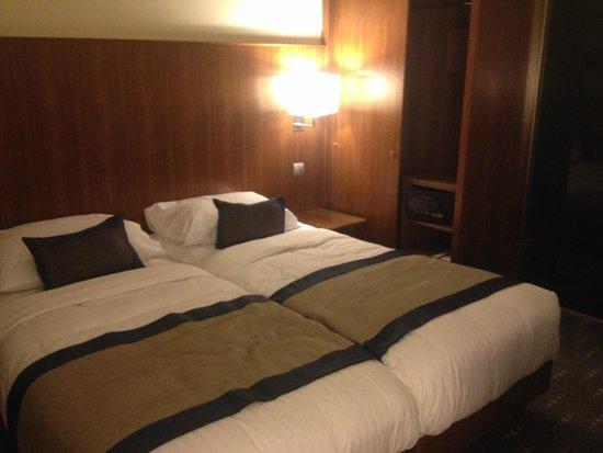 Lit Jumeau Picture Of K K Hotel Picasso Barcelona Tripadvisor