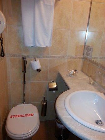 Stanley Hotel : Baño