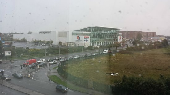 Hilton Dublin Airport Hotel: View from room