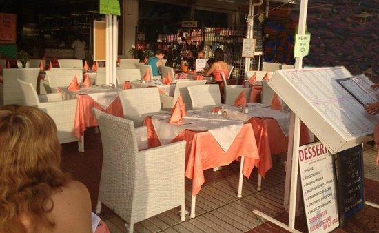 Intercontinental Restaurant: Intercontinetal Restaurant, Puerto Colon, Tenerife