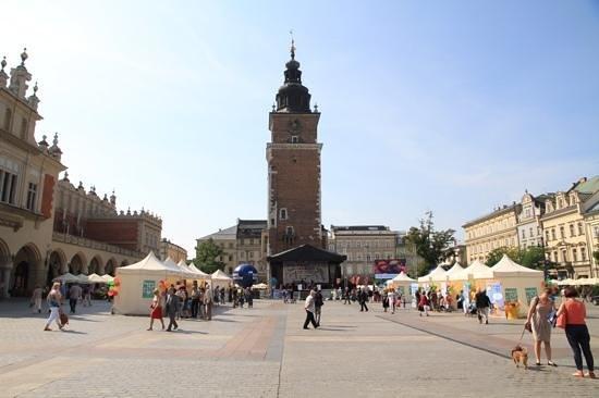 Hilton Garden Inn Hotel Krakow: market square