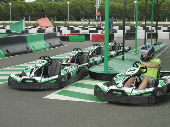 Electric Karting Salou