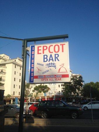 Bar Epcot