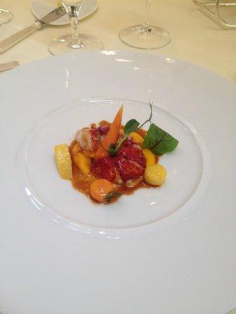 Restaurant Patrick Guilbaud : Genius Lobster Dish