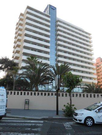 Sol Costa Atlantis : FACHADA HOTEL