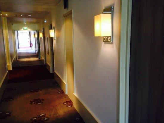 Golf du Médoc Resort : Couloir des