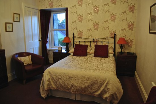 The Hermitage Guest House : bedroom