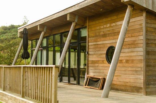 Natural Retreats Yorkshire Dales: Outside