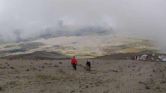 Guaranda, Ecuador: Volcan Equateur