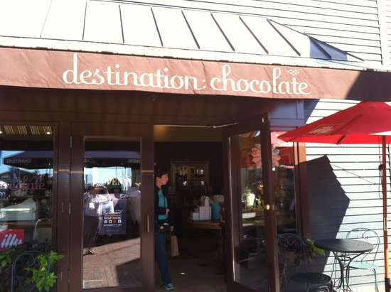 ‪Destination Chocolate‬