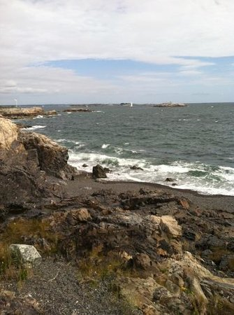 Marblehead Museum & Historical Society: Castle Rock