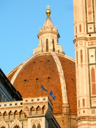 Italy Food Culture Tours: View from the bottom!