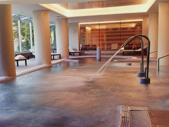 Hipotels Eurotel Punta Rotja & Spa: The Spa