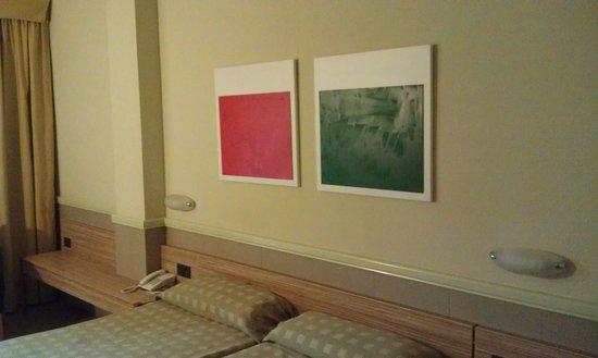 Aqua Hotel Promenade : Комната 201
