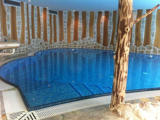 Piscina interna foto di hotel angelo engel ortisei - Hotel corvara con piscina interna ...