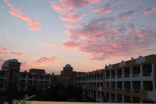 Zimbali Playa Spa Hotel: La Tardecer