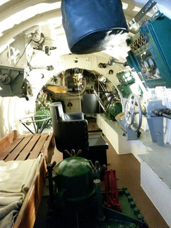 The midget submarine 2