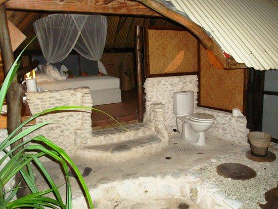 Tevahine Dream : il bungalow