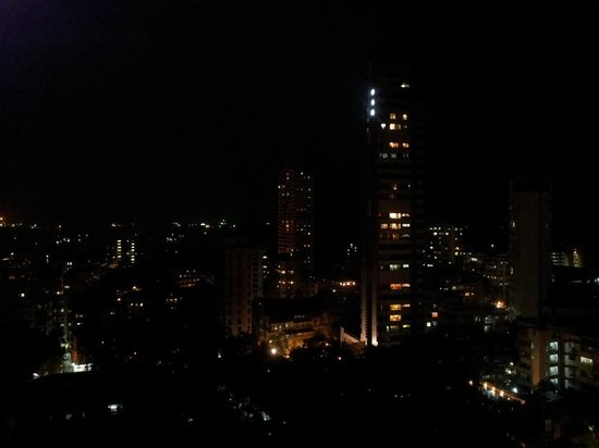 Vivanta by Taj - President, Mumbai: Night view onto the sea