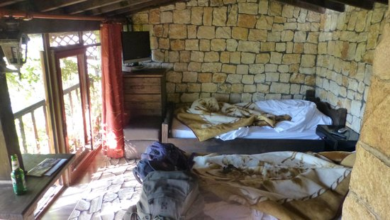Hotel Nasho Vruho: Room