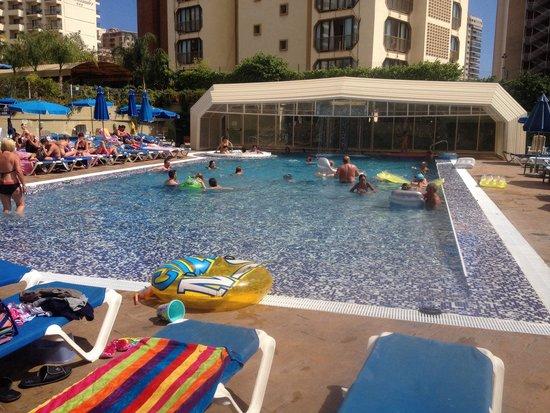 Presidente Hotel: The pool :-)