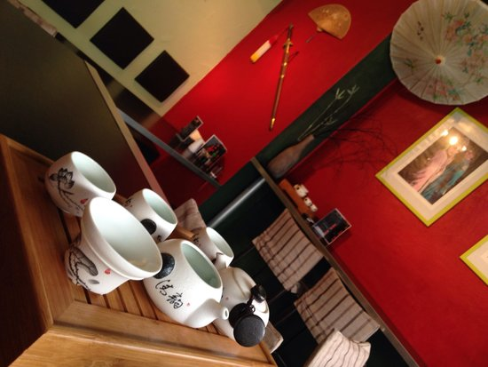 MANKOUFU : Gong Fu Tea