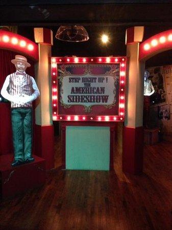 The Buckhorn Saloon and Texas Ranger Museum: neat display