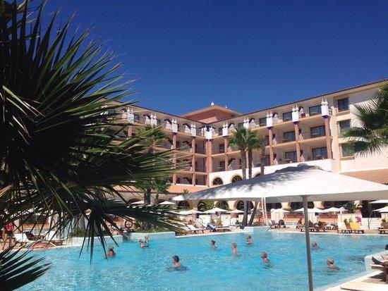 SENSIMAR Isla Cristina Palace & Spa : Piscina