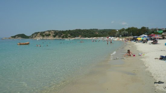 Alykes beach Ammouliani 2018 All You Need to Know Before You Go