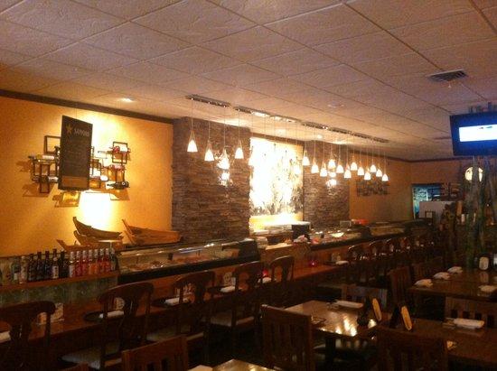 Wa Japanese Restaurant Lawrence Restaurant Reviews