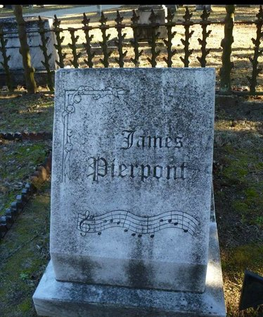 Laurel Grove North Cemetery: James Pierpont, who wrote Jingle Bells, is buried here.
