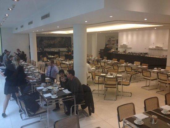 Dinning photo de design hotel josef prague prague for Design hotel prague tripadvisor