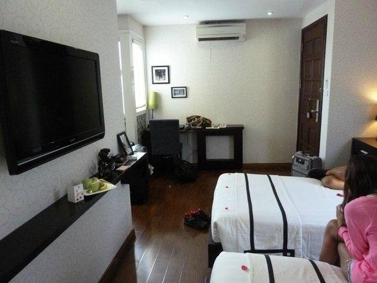 Hanoi Moment Hotel 2: Habitación