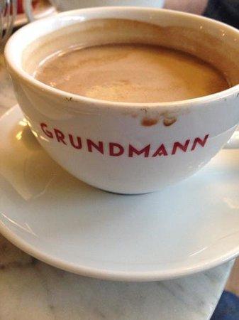 Cafe Grundmann: iconic