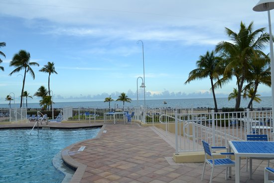 Islander Resort, a Guy Harvey Outpost: view from the bar/grill