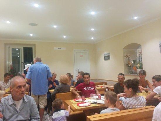Dal Pontevecchio: sala interna