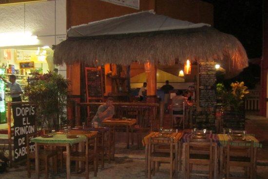 Dopi's on Hidalgo