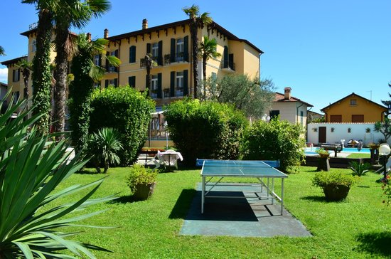 Hotel Maderno: Hotel and Grounds
