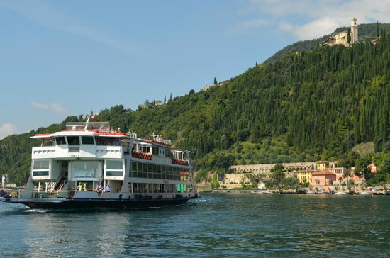 Hotel Maderno: Boat Service