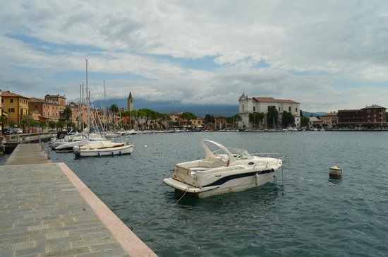 Hotel Maderno: Harbour