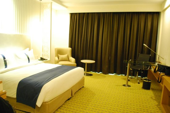 The Metropolitan Hotel & Spa New Delhi: room