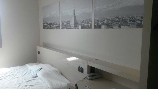 B&B Hotel Torino : la chambre