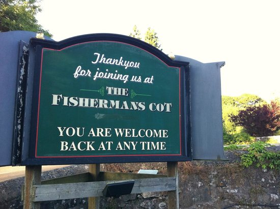 Fishermans Cot: thank you
