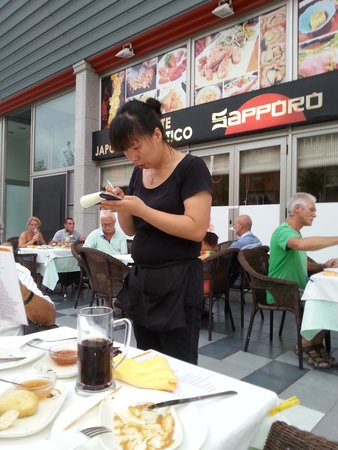 Restaurante Sapporo Japones